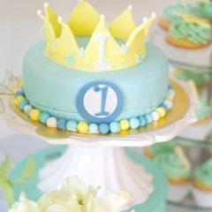 3020 王冠のケーキ