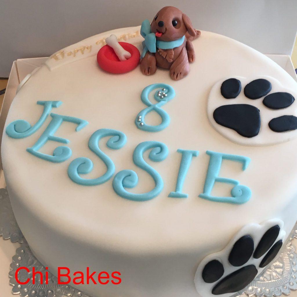 3008 Doggy Cake ワンちゃんのお誕生日ケーキ