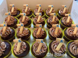 0066 ナンバーバースデーカップケーキ